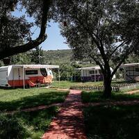 Caravan hotel draws attention of tourists wanting to holiday in
