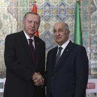 Erdoğan speaks with Algerian, Indonesian leaders over phone