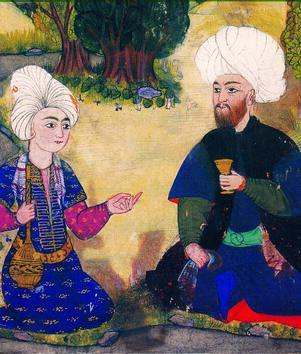 Male sexual quirks among the Ottomans