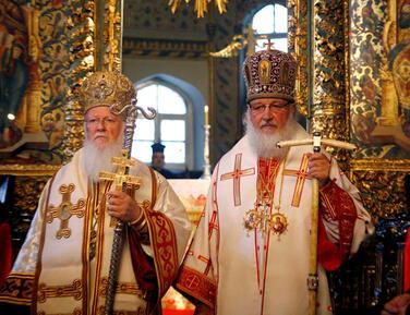 Patriarchate in Istanbul recognizes independence of Ukrainian Orthodox Church