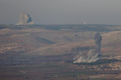 Turkey stages military operation on YPG in Syrias Afrin