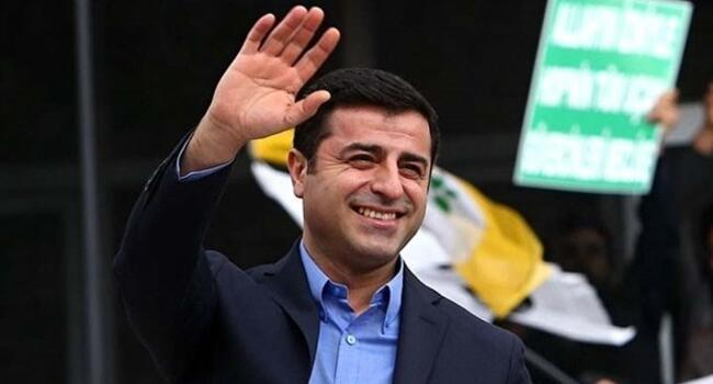 Former HDP co-leader Demirtaş convicted over 'terror propaganda'