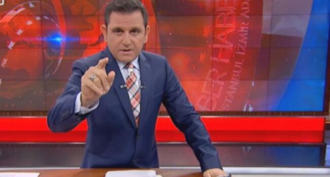 Turkey's FOX TV anchorman Portakal says he has received a death threat