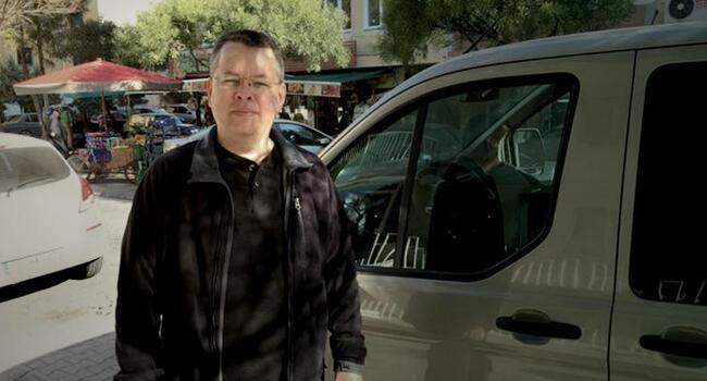 Turkish court rejects US pastor Brunsons fresh appeal for release
