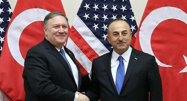 Turkish, American top diplomats to meet to finalize Syria plan
