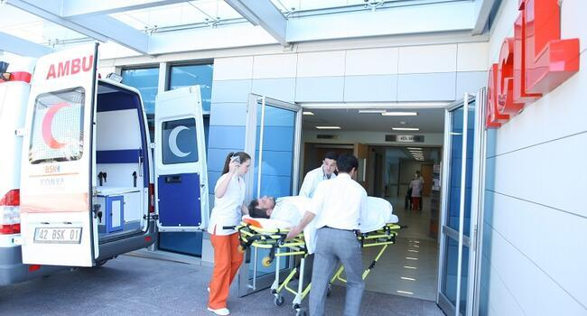 78 percent of ER doctors attacked by patients' relatives at Turkish hospitals