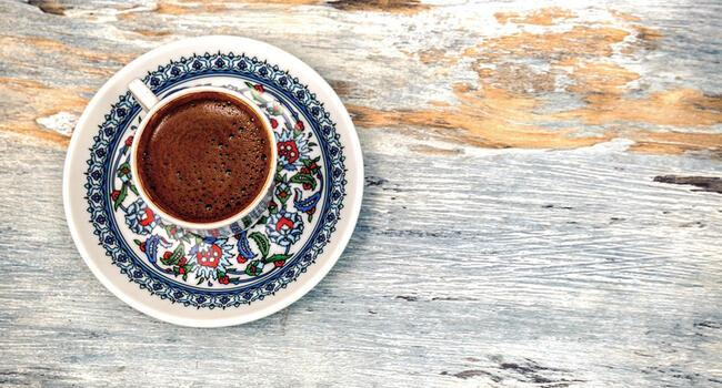 How to make Turkish coffee: Recipe and history