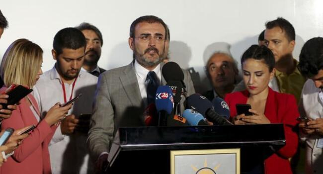 AKP spokesperson defends state news agency and election watchdog