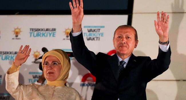 As it happened: Erdoğan re-elected president, Peoples Alliance wins majority at parliament