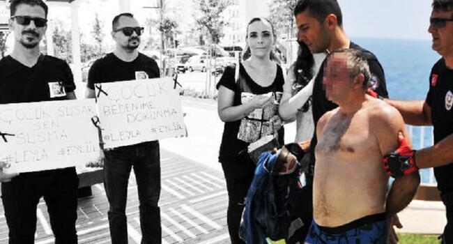 Suspected pedophile nabbed amid protest against pedophilia in southern Turkey