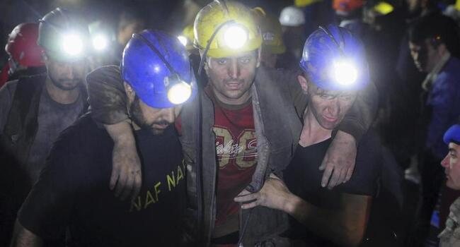 Court rules for hefty jail sentences over Turkey's deadliest ever mine disaster in Soma