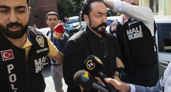 Turkish televangelist Adnan Oktar blames 'British deep state' over detention on several charges