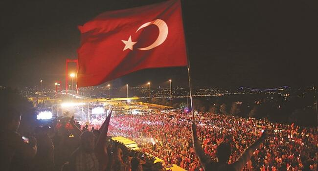 A turning point for Turkey: July 15