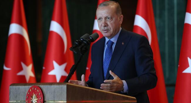 Erdoğan: We'll stick to free market despite economy siege