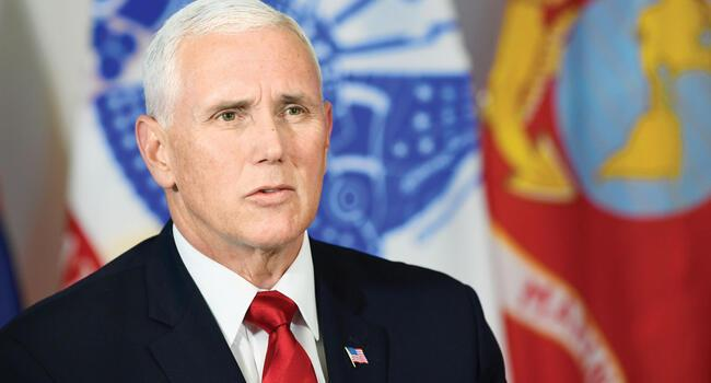 Saudi murder won't go without US response: Pence