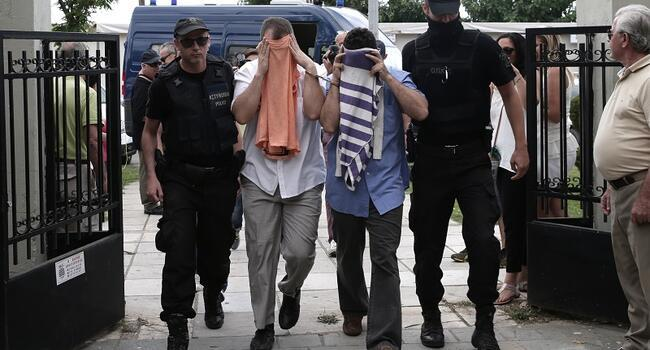 Greek top court confirms asylum right for Turkish coup suspects in ruling slammed by Ankara