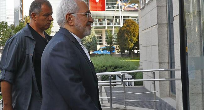 Iranian top diplomat in Ankara for talks amid Idlib tension