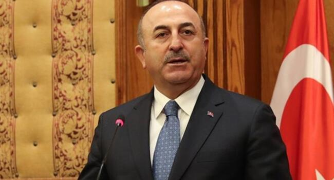 Turkish Foreign Minister Çavuşoğlu urges 'peaceful solution' for Syria's Idlib
