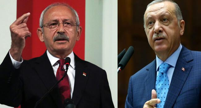 Erdoğan sues main opposition leader over 'insult'