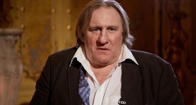 Russian citizen Gerard Depardieu seeks Turkish passport: Report from Pyongyang