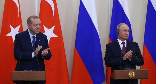 Russia says no Syria assault as Putin, Erdoğan agree Idlib plan
