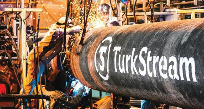 TurkStream to supply natural gas from Jan 1, 2020: Russian minister