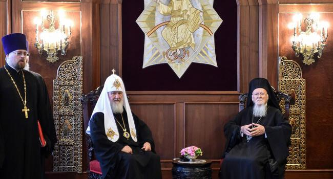 Russian Orthodox Church cuts ties with Fener Greek Patriarchate over Ukraine church row