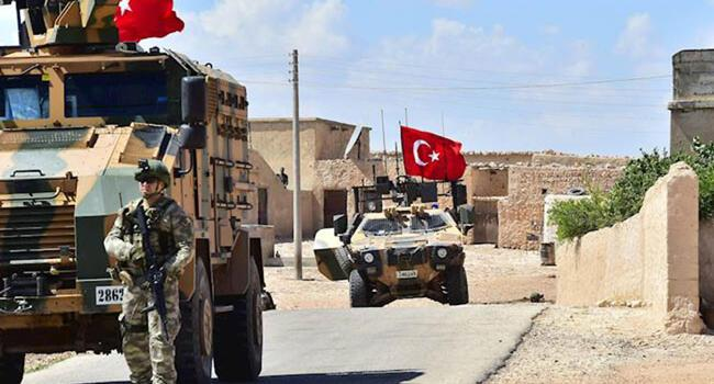 Turkey vows op in east Syria if US does not take steps on YPG