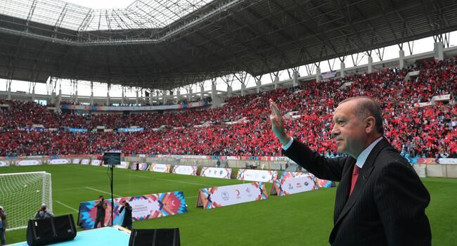 Erdoğan condemns ethnic discrimination in Diyarbakır visit