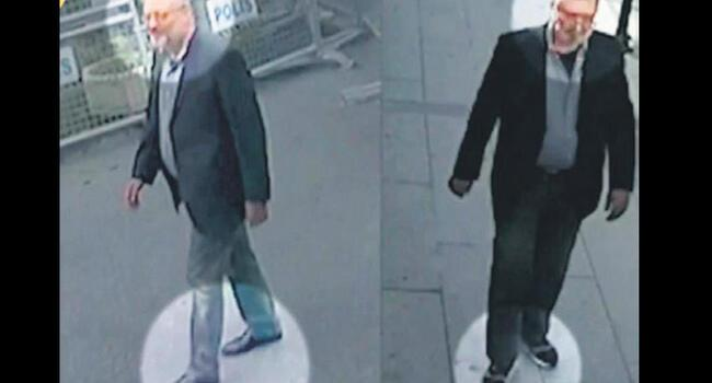 Sneakers exposed Khashoggi's body double: Turkish columnist