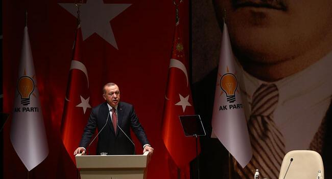 Turkey determined to turn attention east of Euphrates: Erdoğan