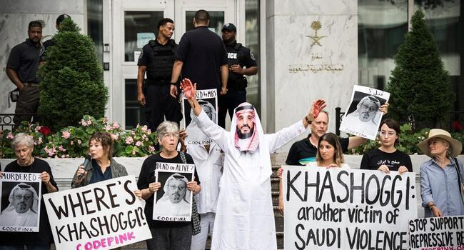 Blindingly obvious that Saudi crown prince ordered Khashoggi murder: Report