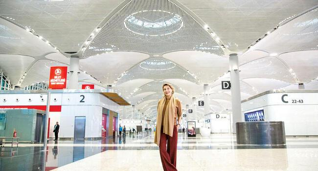 Istanbul's new airport 'to be center of luxurious shopping'