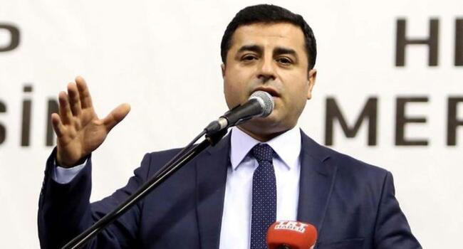 Turkish court dismisses plea for release of Demirtaş after ECHR ruling
