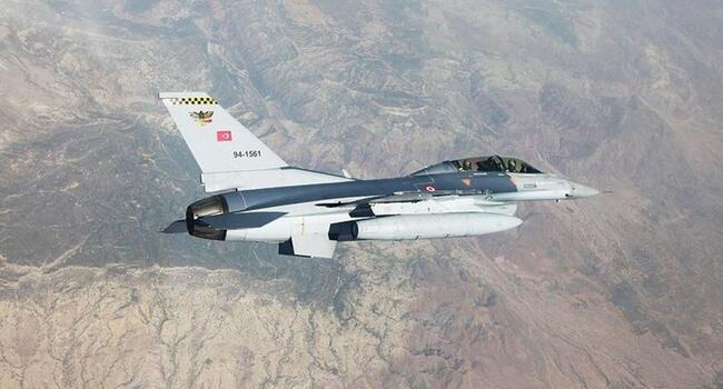 Turkish military conducts airstrikes in northern Iraq