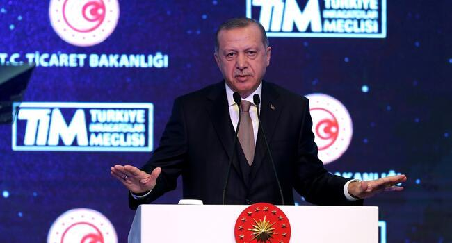 Turkey to clear Syria of both YPG, ISIL: Erdoğan
