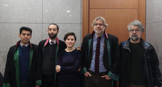 Turkish journalist Pelin Ünker sentenced to prison over Paradise Papers reporting