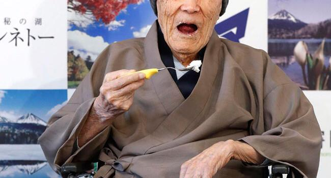 World's oldest person dies in Japan at age 113