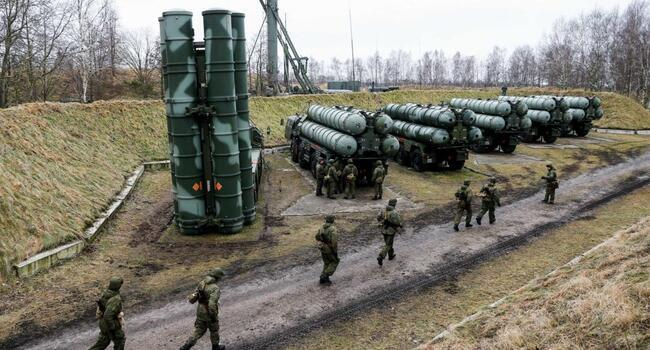 Turkey sticks to S-400 deal despite US pressure