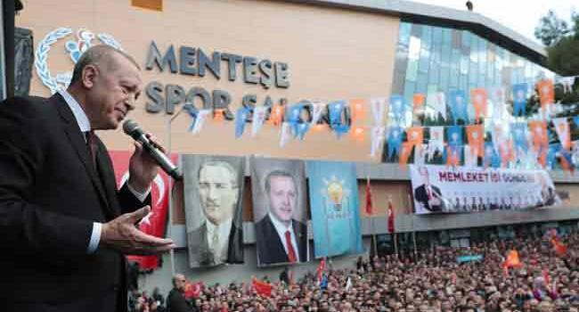 AKP to give lesson to those attempting economic attack on Turkey: Erdoğan
