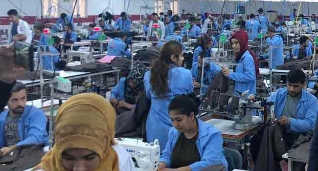 Official figures show gender inequality in Turkey's labor force