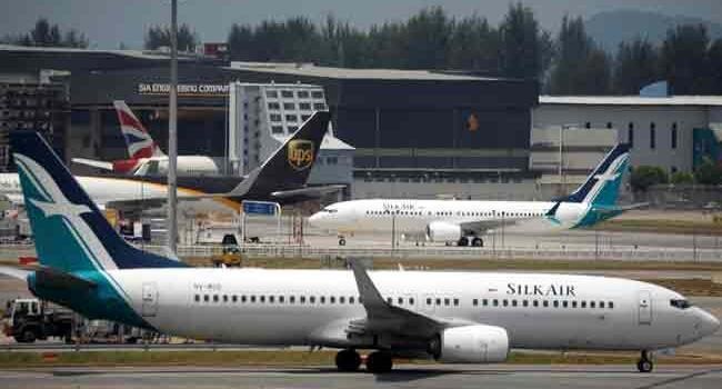 UK, Singapore, Australia, China and Malaysia ground Boeings 737 MAX
