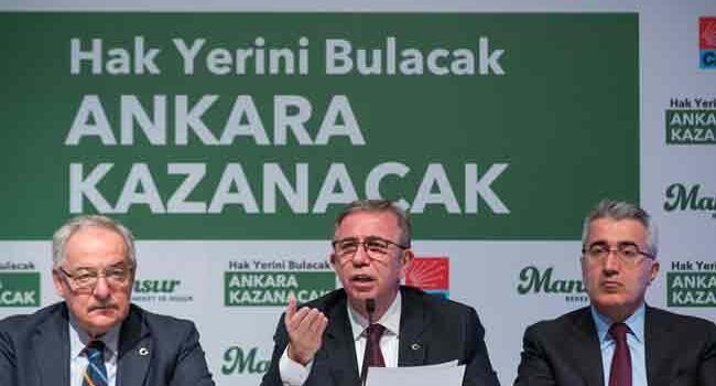CHP mayoral candidate Yavaş indicted on misconduct charges on eve of local polls