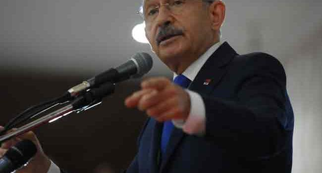CHP: Smear campaigns used as political tool