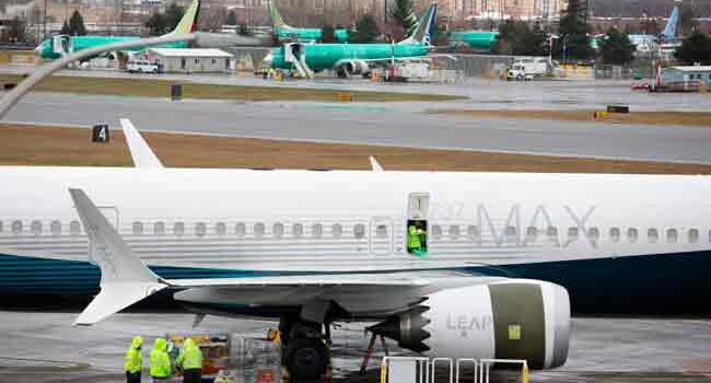 Criticism of FAA mounts as other nations ground Boeing jets