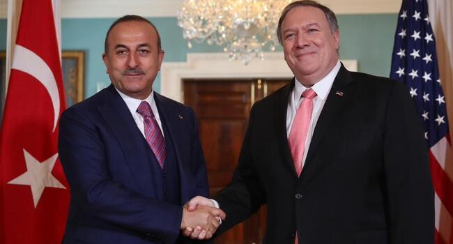 US, Turkey hold constructive talks: Turkish FM