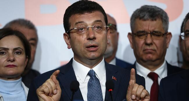 CHP has confidence in election board: İmamoğlu