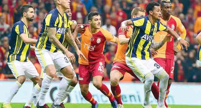 Two Turkish Super League derbies to rock Istanbul over weekend