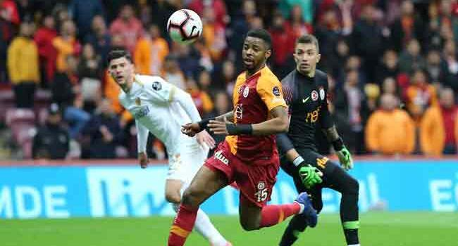 Galatasaray cuts gap with leader to three points in Turkish Super League