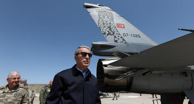 Turkey works to fulfill commitments on S-400, F-35: Defense minister
